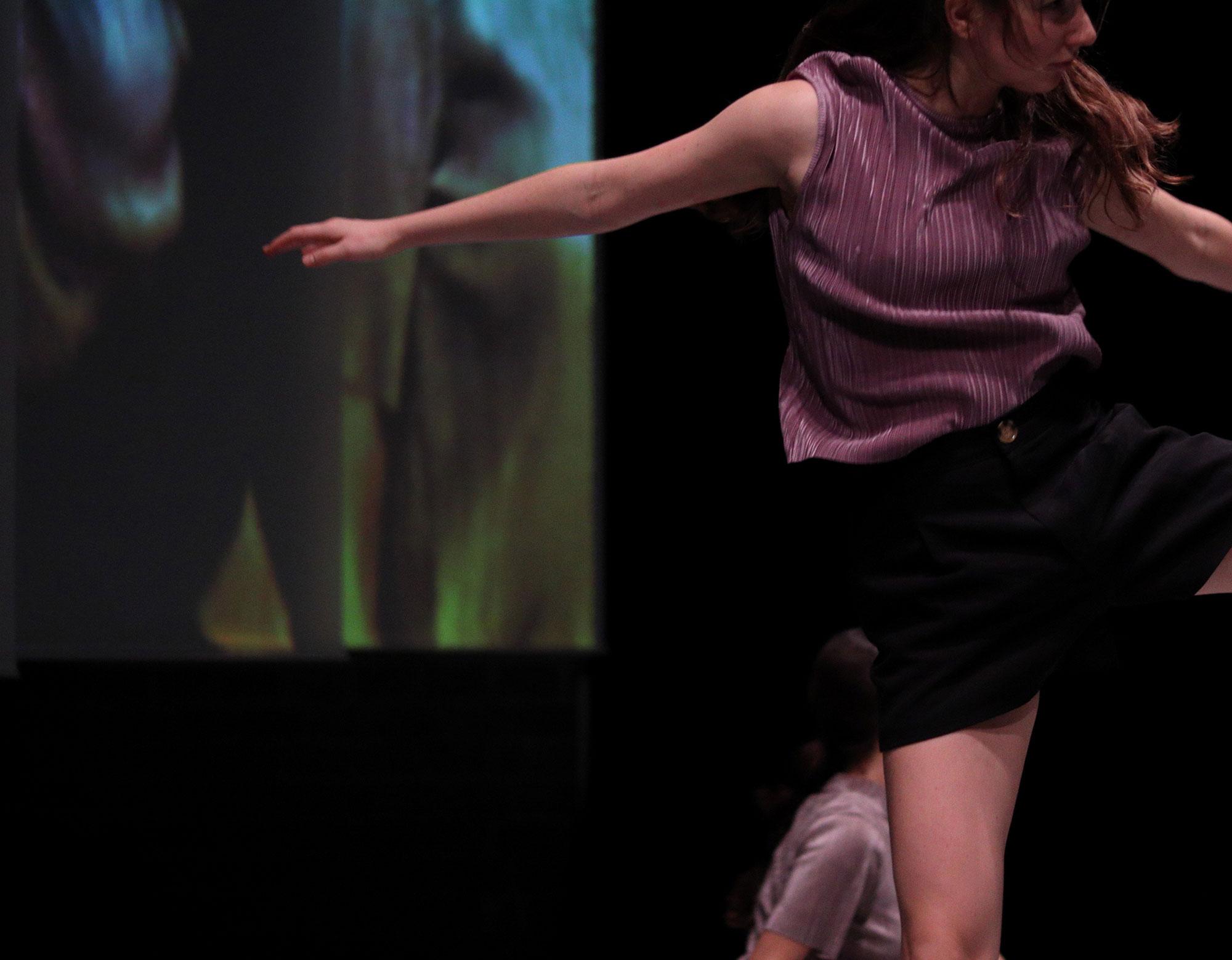 Per_Dance | Choreographic Research Platform